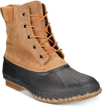Sorel Men's Cheyanne Ii Waterproof Boots Men's Shoes