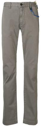 Closed cord detail chinos