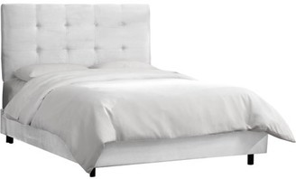 Skyline Furniture Tufted Bed, Multiple Sizes and Colors