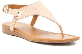 Franco Sarto Goldy Leather Sandal