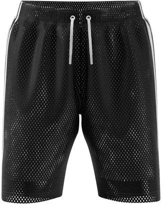 adidas Mesh Basketball Shorts $30 thestylecure.com