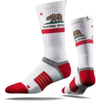 Strideline Men's California City Socks