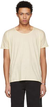 BEIGE Jan-Jan Van Essche Bio Cotton T-Shirt