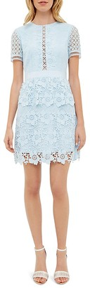 Ted Baker Layered Lace Dress $465 thestylecure.com