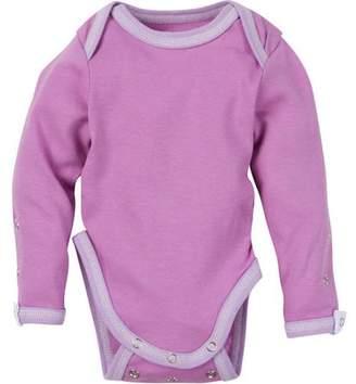 Miraclewear Newborn Baby Unisex Snap'N Grow Adjustable Long Sleeve Body Suit