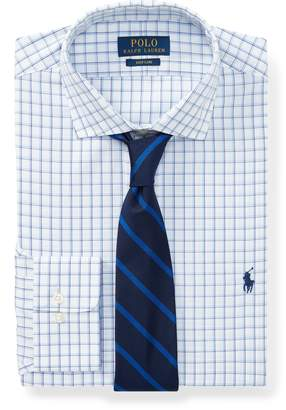 Ralph Lauren Classic Fit Windowpane Shirt