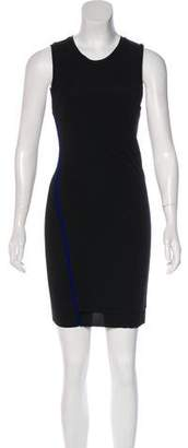 Alexander Wang Knit Column Midi Dress