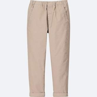 Uniqlo Boy's Relaxed Tapered Ankle Pants