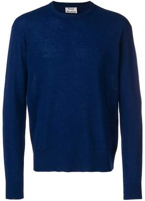 Acne Studios Niale ultralight sweater