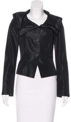 Pauw Collared Fitted Jacket