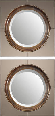 Wade Logan Croydon Contemporary Wall Mirror