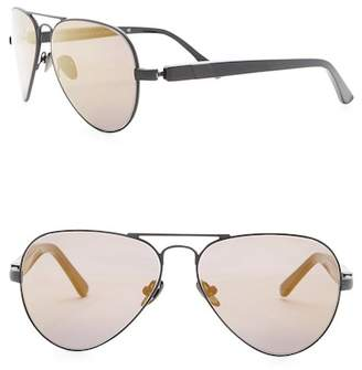 Westward Leaning Concarde Aviator Sunglasses