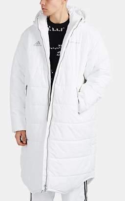 Gosha Rubchinskiy X adidas Men's Oversized Puffer Coat - White