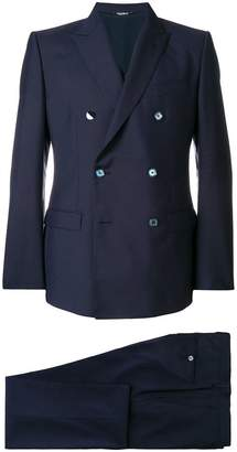 Dolce & Gabbana double breasted two piece suit