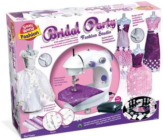 Small World Toys Bridal Party Fashion Studio