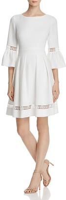 Eliza J Lace Band Dress $138 thestylecure.com