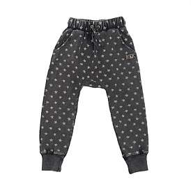 Rock Your Kid Stars Slouch Pants (Boys 3-8 Years)