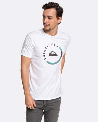Quiksilver Mens Slab Session T Shirt