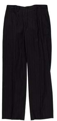 Dolce & Gabbana Pinstripe Dress Pants