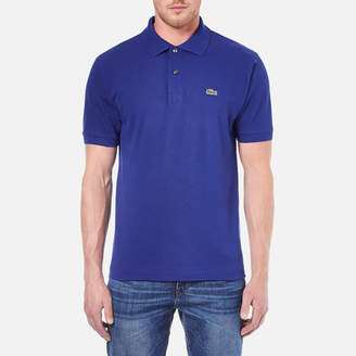 Lacoste Men's Short Sleeve Polo Shirt