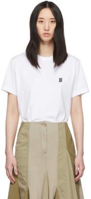 Burberry White Core T-Shirt