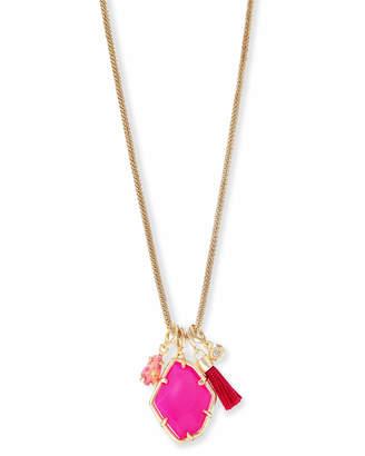 Kendra Scott Hailey Long Pendant Necklace