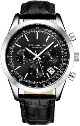 Stuhrling Original Men's Monaco Watch