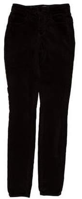 L'Agence Mid-Rise Corduroy Pants