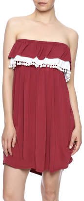 Va Va Pompom Dress $39.99 thestylecure.com
