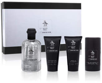 Original Penguin Signature Blend Fragrance Four Piece Gift Set