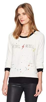 Chaser Women's Long Sleeve Raglan Pullover