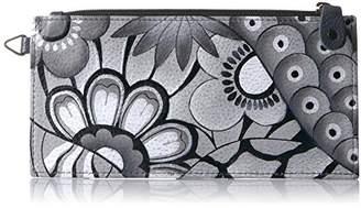 Anuschka Anna by Organizer Wallet | Genuine Leather |
