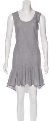 Jenni Kayne Striped Knee-Length Dress