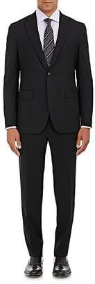 Boglioli Men's Alton Virgin Wool Hopsack Two-Button Suit