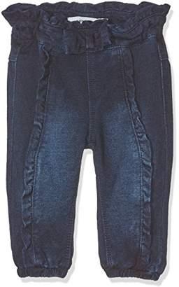 Name It Baby Boys Nitalosa Reg/r SWE DNM Pant F Nb Jeans, Blue (Dark Denim Dark Denim)