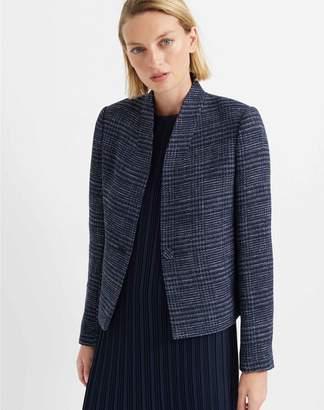 Club Monaco Textured Short Jacket