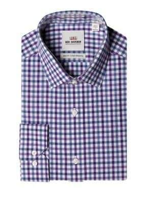 Ben Sherman Slim-Fit Checkered Dress Shirt