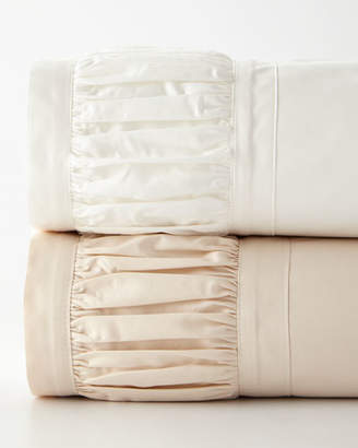 Sweet Dreams Ruched Full Sheet Set