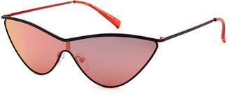 Le Specs Adam Selman X The Fugitive Sunglasses