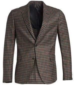 Ermenegildo Zegna Deco Check Sportcoat