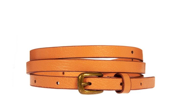 Lowie Skinny Leather Belt