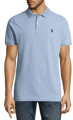 U.S. Polo Assn. USPA Short Sleeve Pique Polo