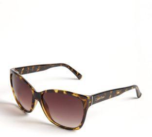 Calvin Klein Cat-Eye Sunglasses