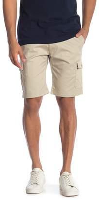 Louis Raphael Straight Fit Comfort Khaki Shorts
