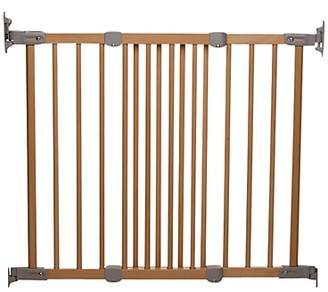 Babydan Wooden Super Flexi Fit Baby Safety Gate