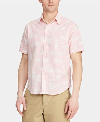 Polo Ralph Lauren Men Classic-Fit Hawaiian Camp Collar Shirt
