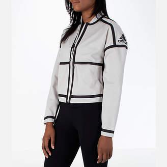 adidas Women's Athletics ZNE Reversible Bomber Jacket