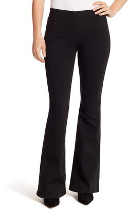 Ella Moss Pull-On Flare Jeans