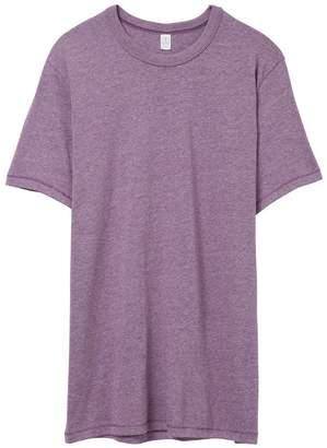 Alternative Apparel Mens Vintage 50/50 T-Shirt (L)