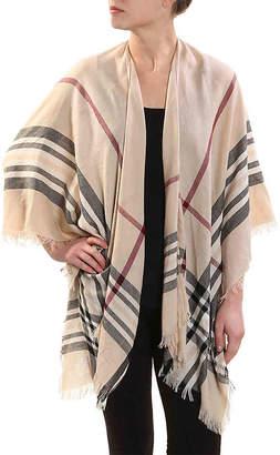 Fraas Plaid Kimono - Women's